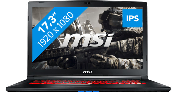 MSI GV72 8RE-041NL