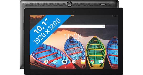 Lenovo Tab 3 10 Plus 32GB Zwart