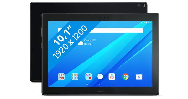 Lenovo Tab 4 10 Plus 4GB 64GB Black