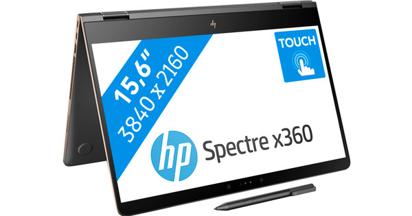 HP Spectre x360 15-bl110nd