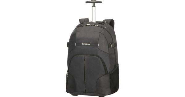 Samsonite Rewind Laptop Backpack WH 55cm Black