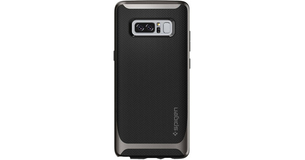 Spigen Neo Hybrid Samsung Galaxy Note 8 Back Cover Gray