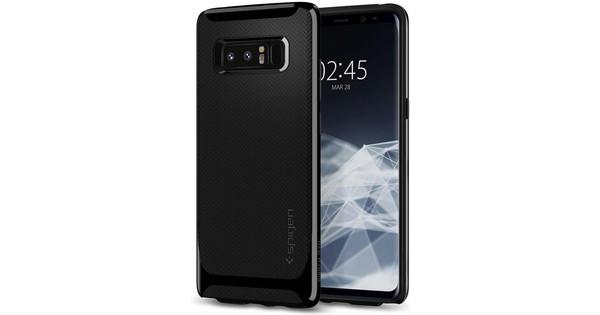 Spigen Neo Hybrid Samsung Galaxy Note 8 Back Cover Black