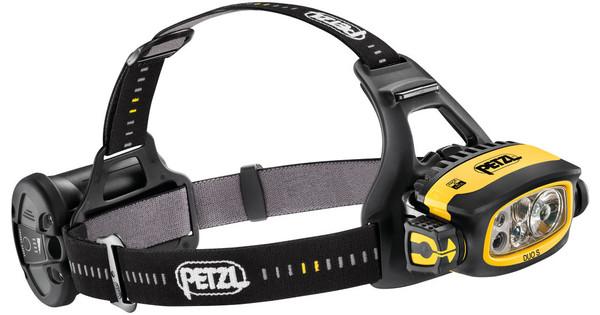 Petzl Duo S 1100 Zwart