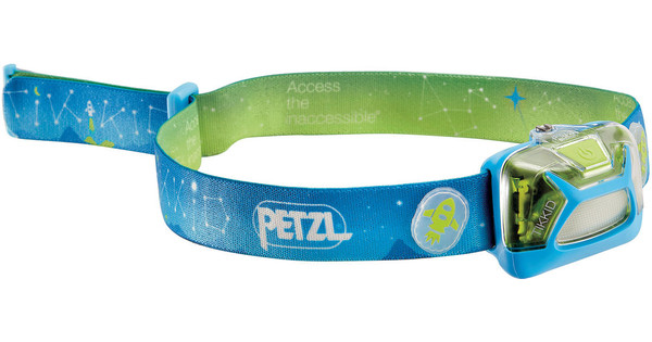 Petzl Tikkid 20 Blauw