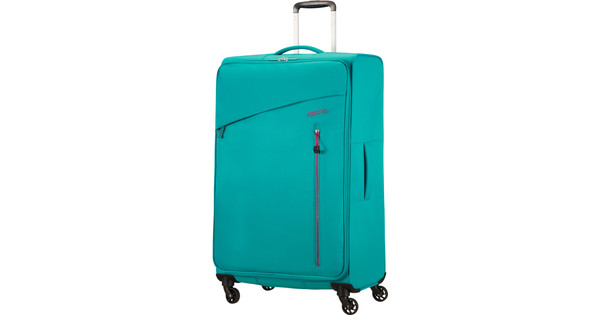 American Tourister Litewing Spinner 81cm Aqua Turquoise