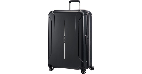 American Tourister Technum Expandable Spinner 77cm Diamond Black