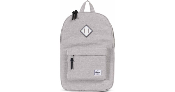 8c16e7e0c55 Herschel Heritage Gray Crosshatch / White - Coolblue - Before 23:59,  delivered tomorrow