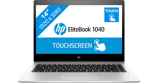 HP Elitebook 1040 G4 i5-8gb-256ssd