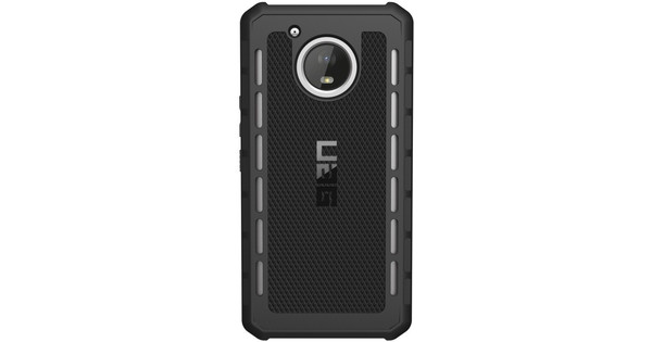 UAG Outback Motorola Moto G5 Back Cover Black
