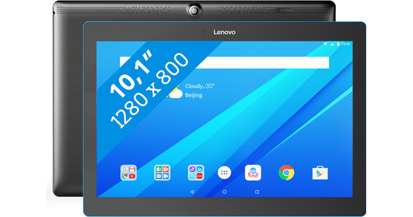 Lenovo Tab 10 2GB 16GB Black