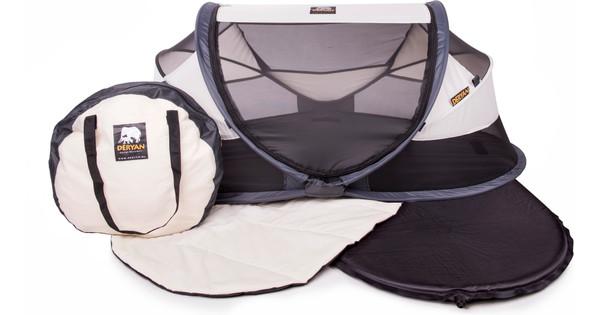 Deryan Baby Luxe Campingbedje Khaki.Deryan Travel Cot Peuter Luxe Cream Coolblue Voor 23 59u Morgen
