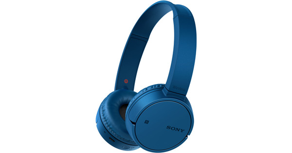 49a1442ff65 Sony WH-CH500 Blue - Coolblue - Before 23:59, delivered tomorrow