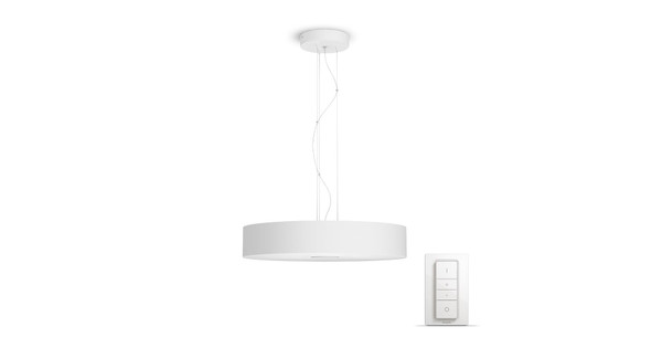 Philips Hue Fair Hanglamp Wit