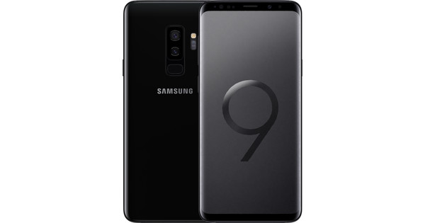 Samsung Galaxy S9 Plus 256GB Zwart