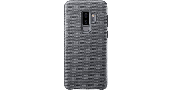 low priced 449ff e1bd4 Samsung Galaxy S9 Plus Hyperknit Cover Gray