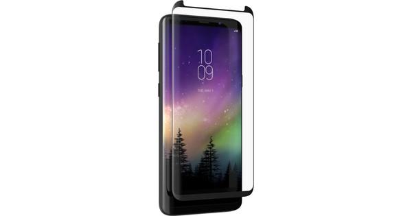 InvisibleShield Curve Elite Case Friendly Samsung Galaxy S9 Plus Screen Protector Glass
