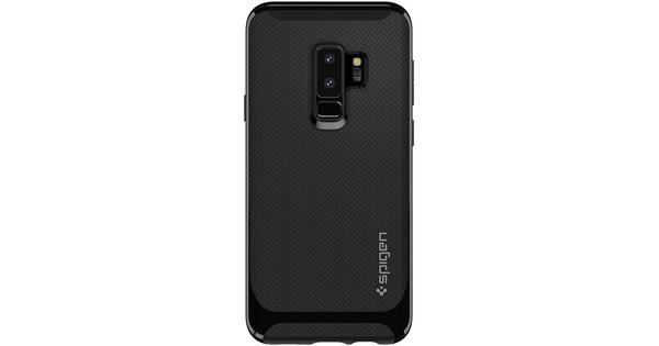 Spigen Neo Hybrid Samsung Galaxy S9 Plus Back Cover Black