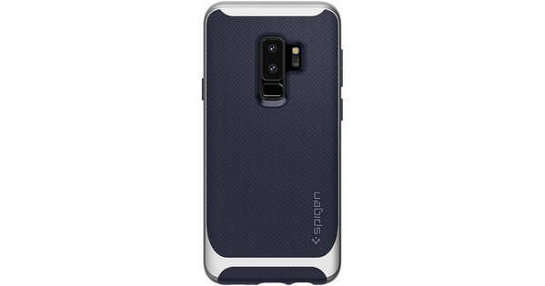 new product 71da3 e768d Spigen Neo Hybrid Samsung Galaxy S9 Plus Back Cover Silver