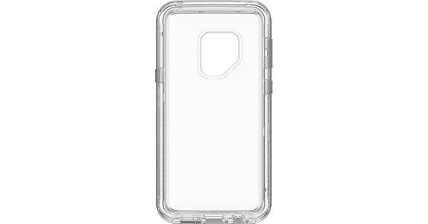 Lifeproof Next Samsung Galaxy S9 Back Cover Gray