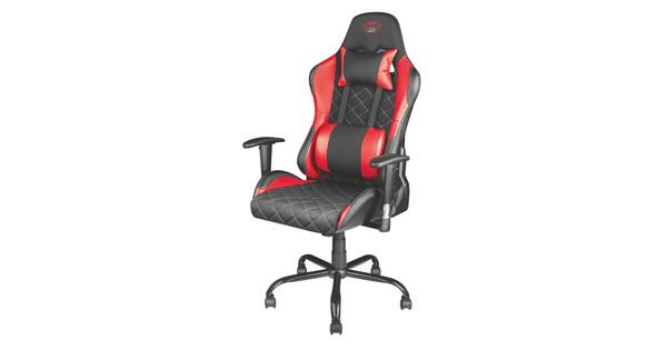 Gaming Stoel Goedkoop : Trust gxt r resto gaming stoel rood coolblue voor u