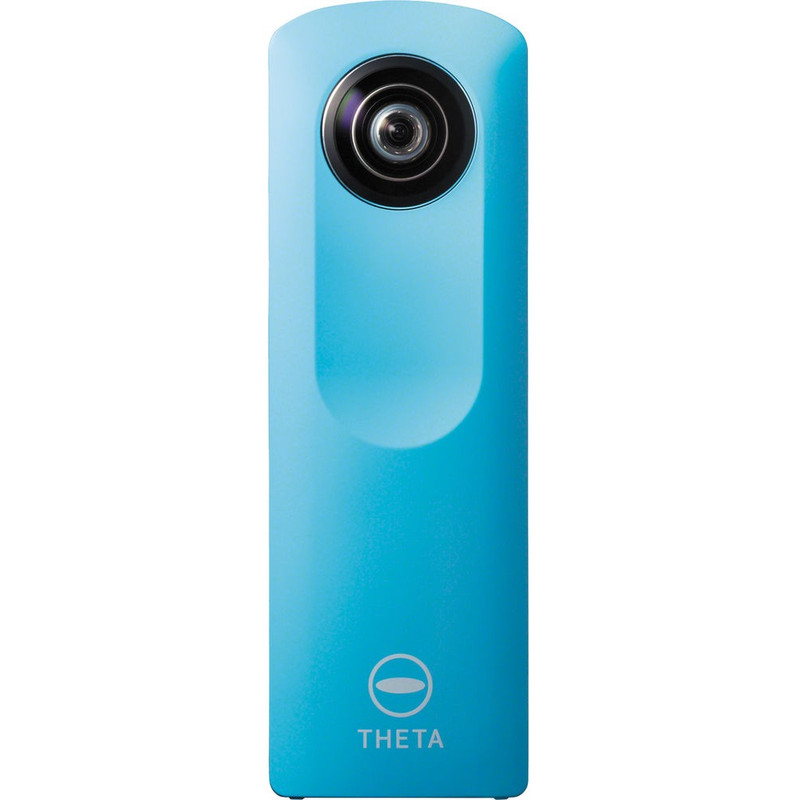 RICOH Compactcamera Theta M15 incl. tas