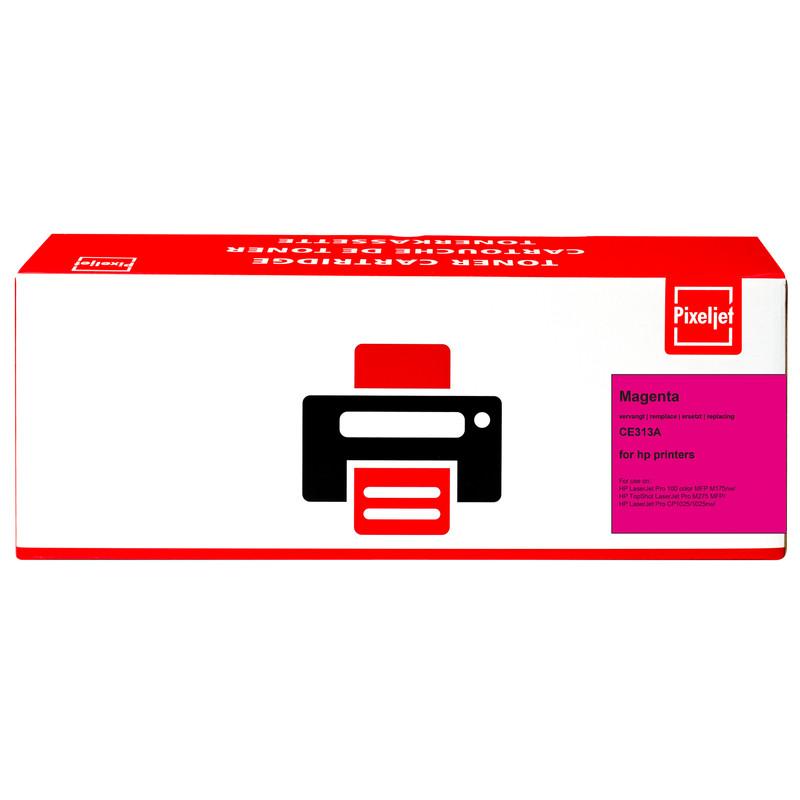 Pixeljet HP 126A Toner Magenta (CE313A)