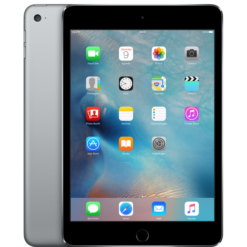 Apple iPad Mini 4 WiFi+Cellular 32GB Spac Grey (MNWE2NF-A)