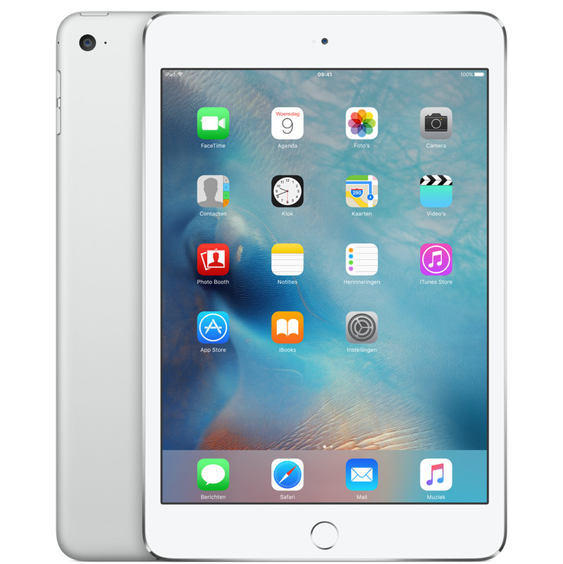 Apple iPad mini 4 WiFi+Cellular 32GB Silver (MNWF2NF-A)