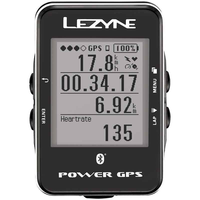 Power GPS fietscomputer