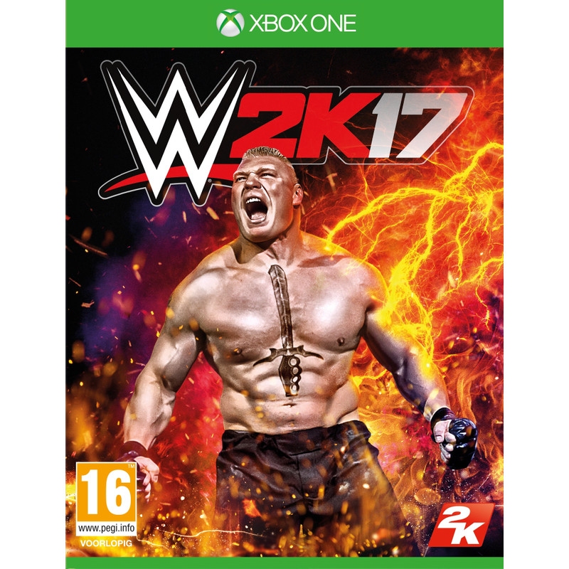 WWE 2K17 Xbox One