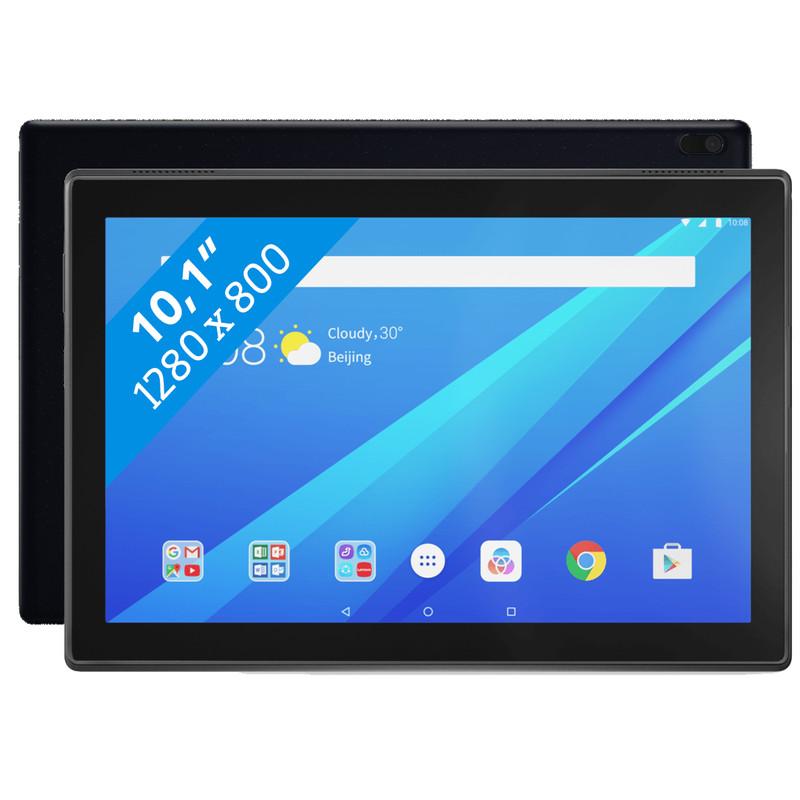 Lenovo Tab 4 10 2 GB 16 GB Zwart