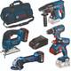 Bosch Toolkit Battery 0615990K6L