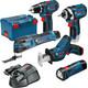 Bosch Battery 0615990K11 Combi Set