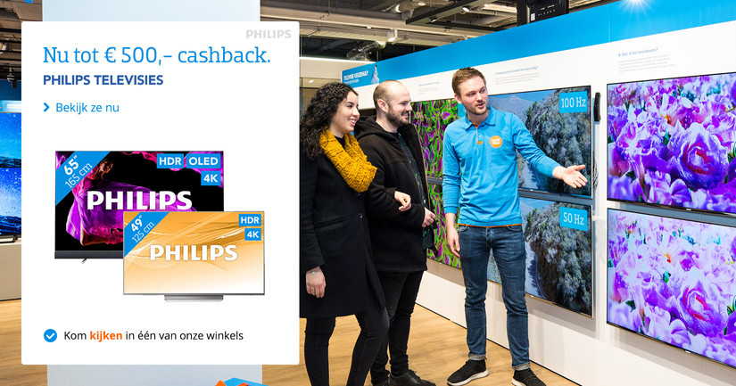 Philips Cashback Korting V3