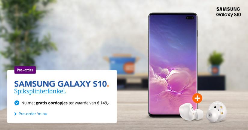 Pre-order Samsung S10 NL