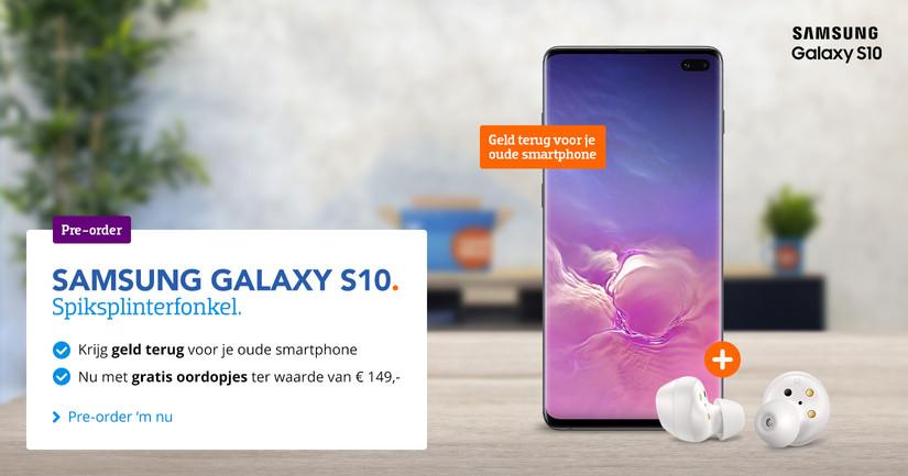 Pre-order Samsung S10 NL V2