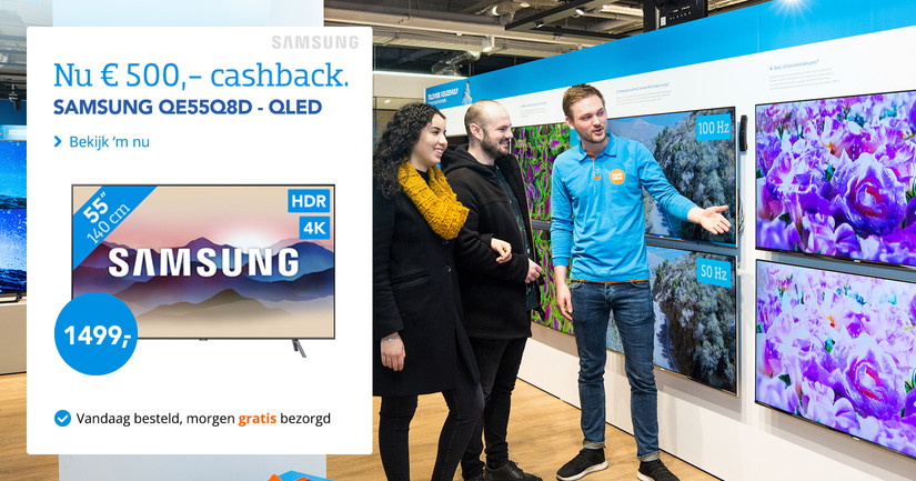 Samsung QE55Q8D (2018) - QLED
