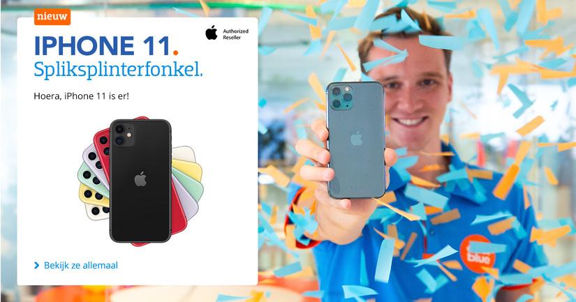 iPhone 11 - Updatepagina