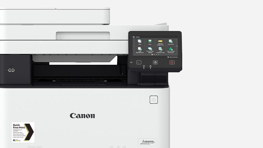 Canon i-Sensys MF minder dpi