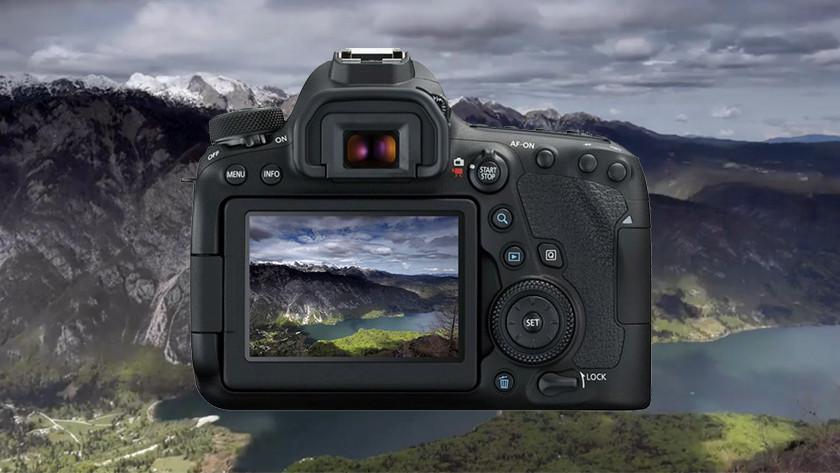 Beeldkwaliteit Canon EOS 6D Mark II