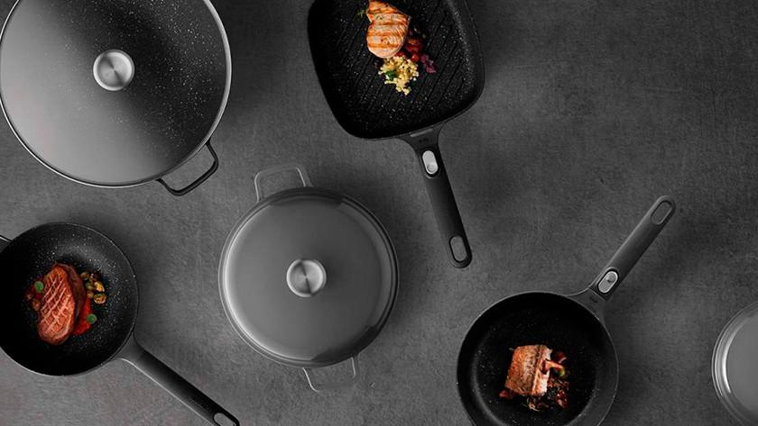 Waarvoor gebruik je een grillpan?