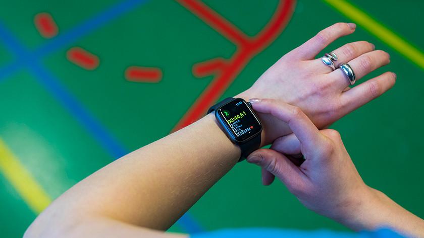 Apple Watch dansen