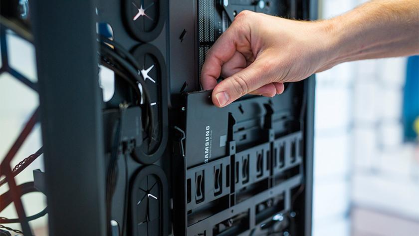 SSD problemen oplossen