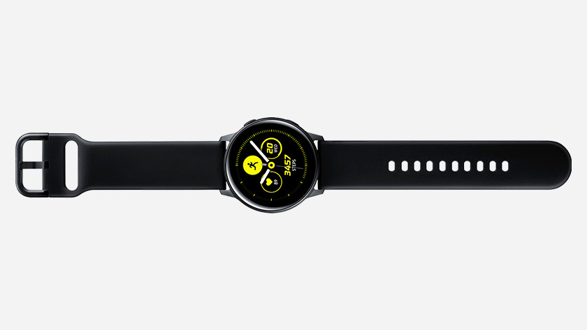 Samsung Galaxy Watch Active liggend