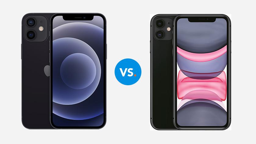 Apple iPhone 12 vs Apple iPhone 11
