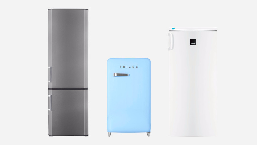 Refrigerators from € 250, - to € 350, -