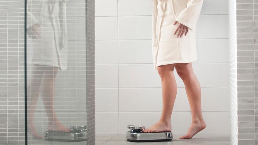 Gewicht weegschaal
