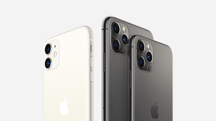 iPhone 11 and iPhone 11 Pro (Max)