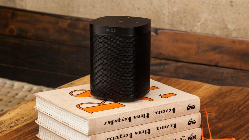 Sonos one close-up